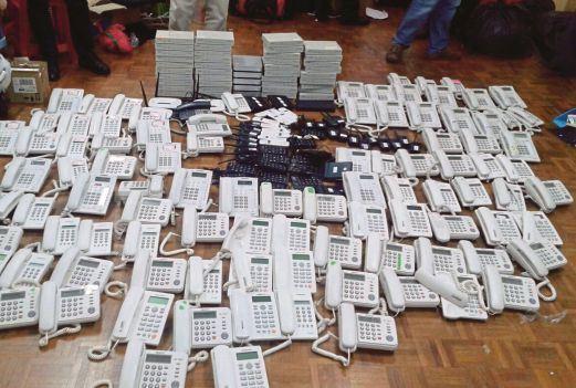 Image result for malaysia macau scam