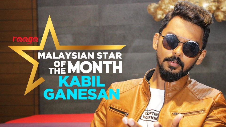 kabil ganesan is our malaysian star of the month