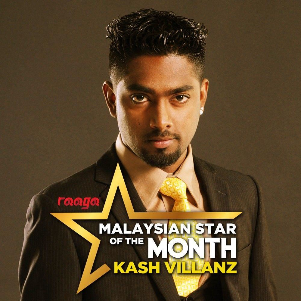 kash villanz is our malaysian star of the month!