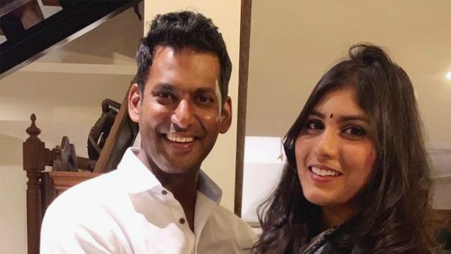 Vishal Has Ended His Marriage Rumours!