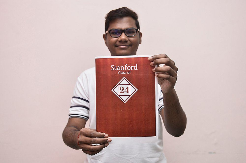 yugendran rajaendran will be the only malaysian accepted into stanford university's class of 2024!