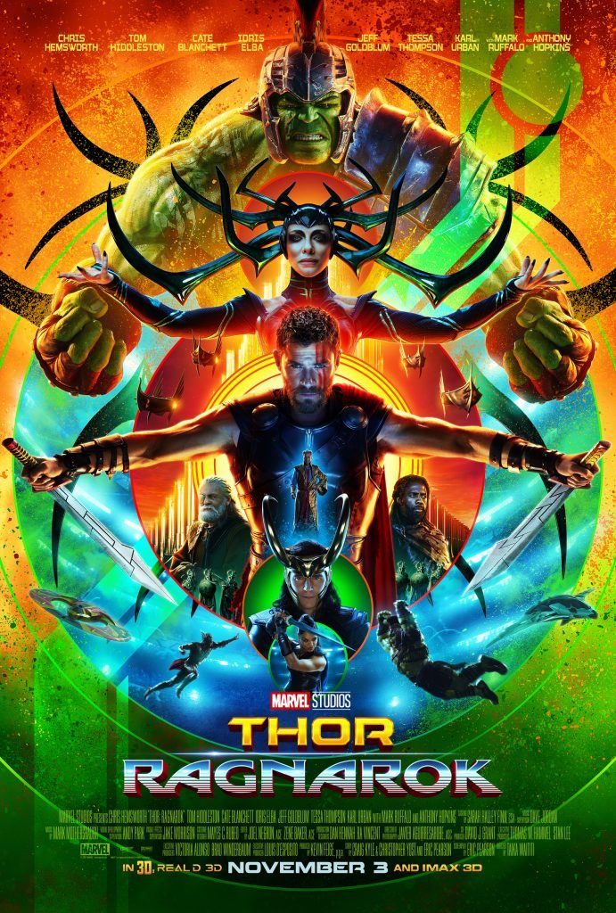 win 2 preview screening passes to thor : ragnarok