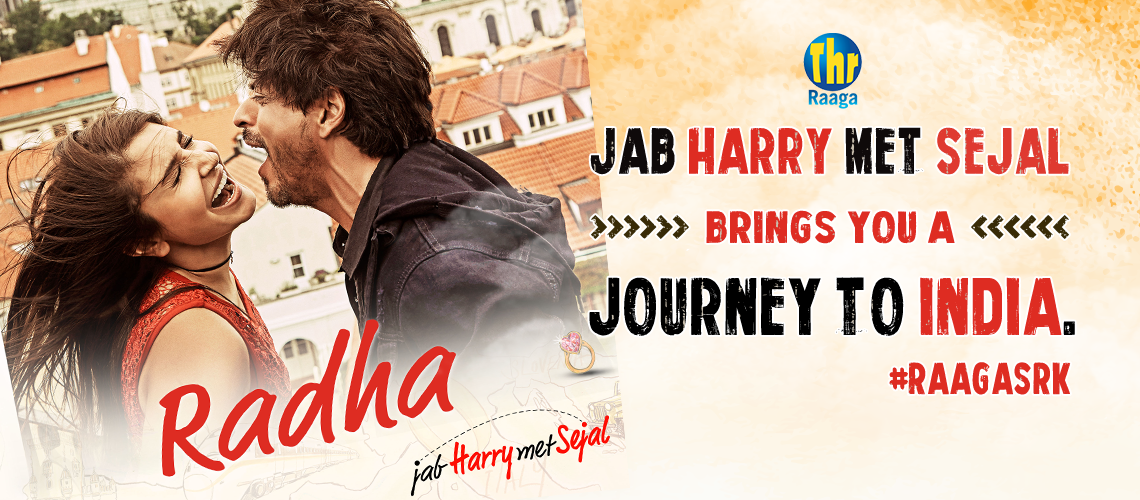Jab Harry met Sejal brings you a journey to India.