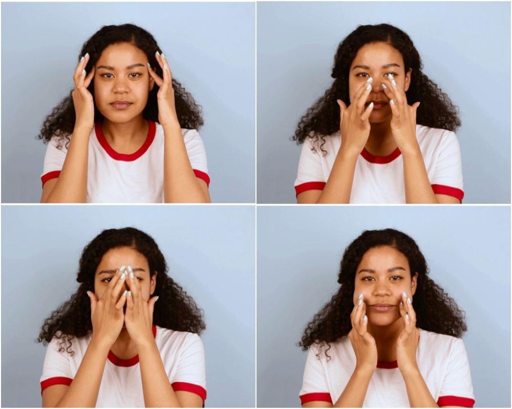 rajin urut muka dapat lancarkan perjalanan oksigen dan kulit tegang tanpa botoks!