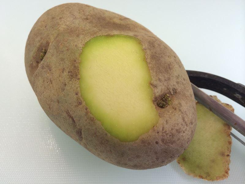 kentang sudah beracun jika ada 3 tanda ni