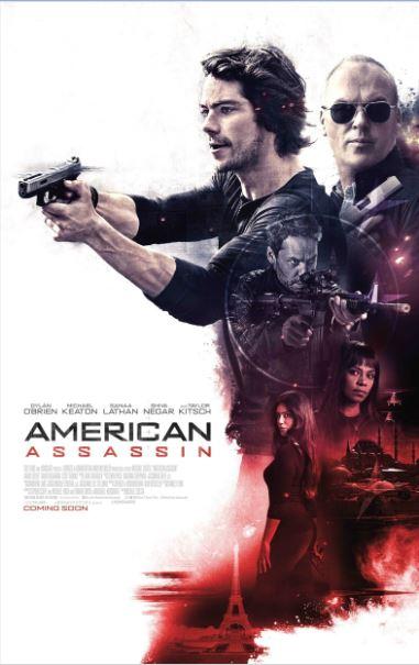 pawagam sinar- american assassin