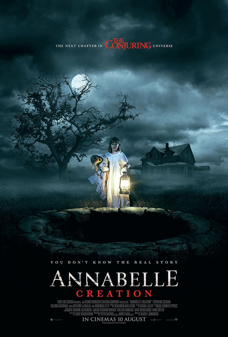 pawagam sinar: <strong><i>annabelle creation</i></strong>