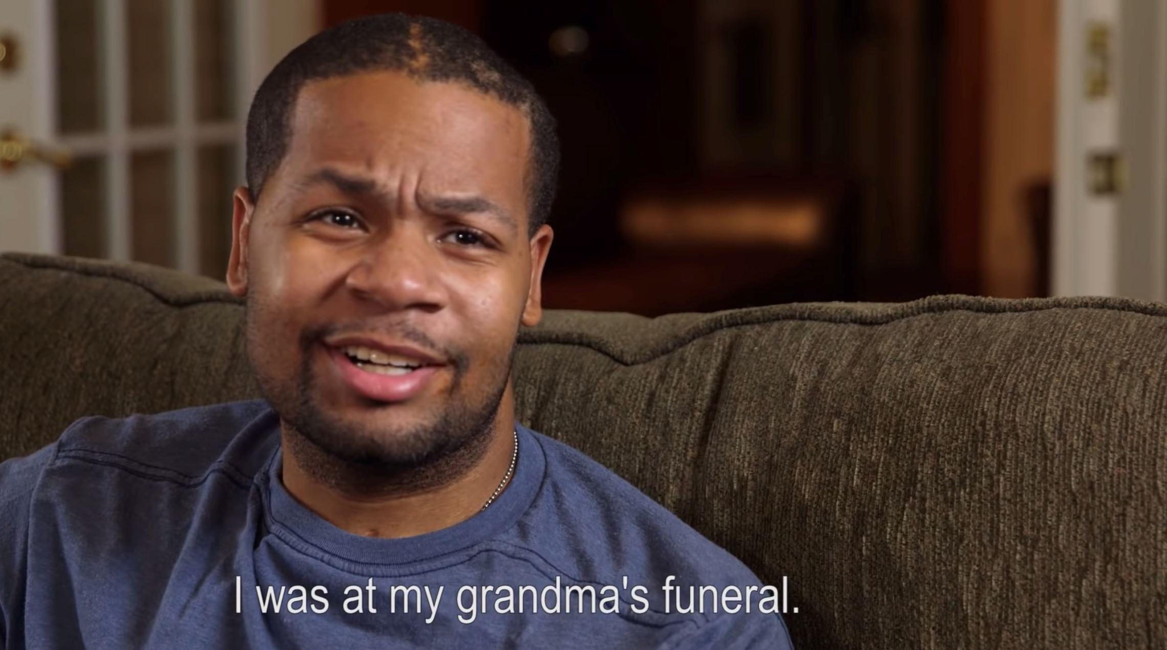 penyakit 'joker' buat lelaki ini gelak tanpa henti semasa kematian nenek