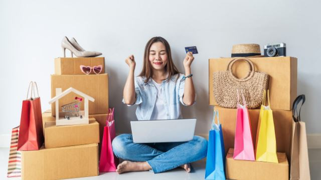 jika anda gila shopping, mungkin anda sebenarnya…