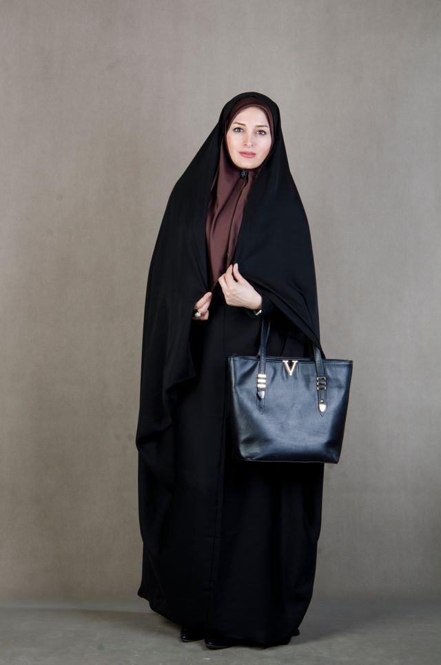 5 jenis pakaian solat wanita yang selalu kita lihat 212680dfb5