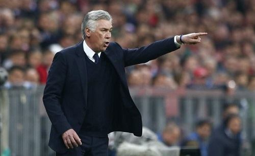 ancelotti returns to real madrid