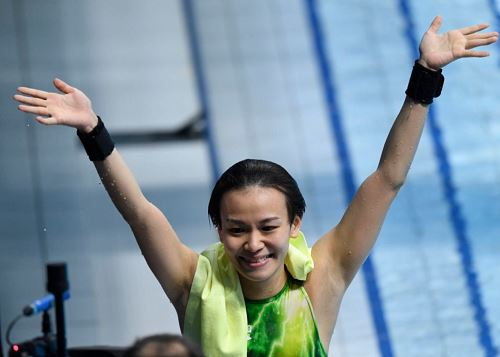 5th msian diver qualifies for tokyo olympics