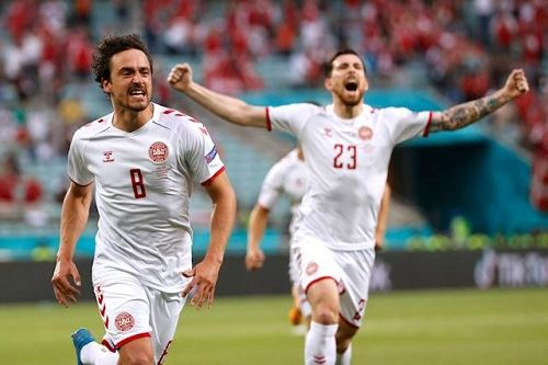euro 2020: england set up semifinal showdown with denmark