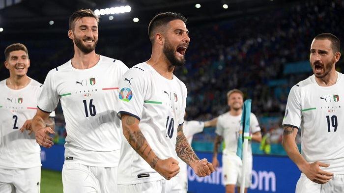 euro 2020: italy beats turkey 3-0