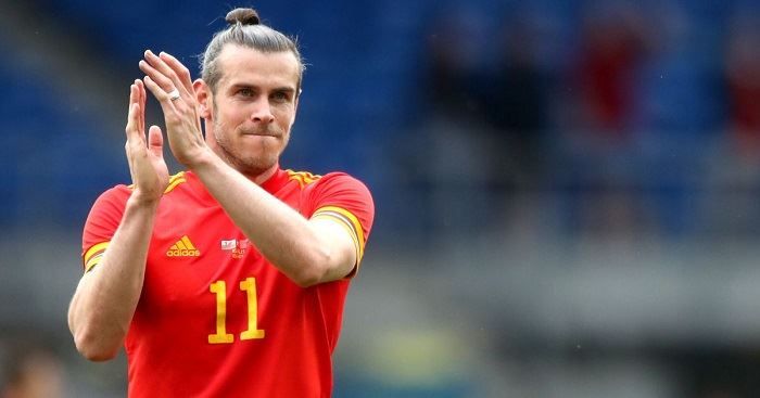 gareth bale welcomes fans for turkey v wales euro 2020 match