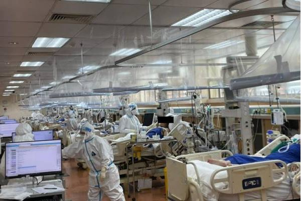 fasiliti kesihatan lumpuh jika pkp penuh tidak dikuatkuasakan.