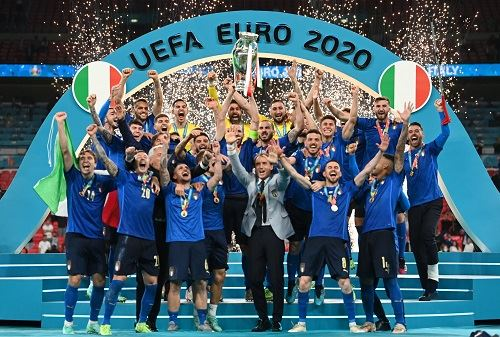 italy are euro 2020 champions!