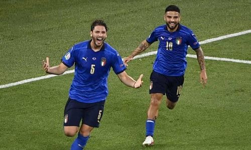 euro 2020: italy book their place in the knockout round