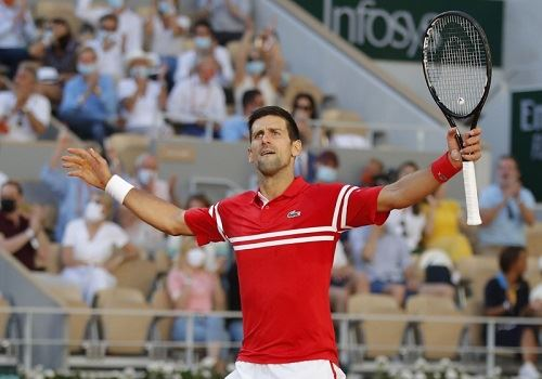 djokovic confirms his place at the tokyo olympics