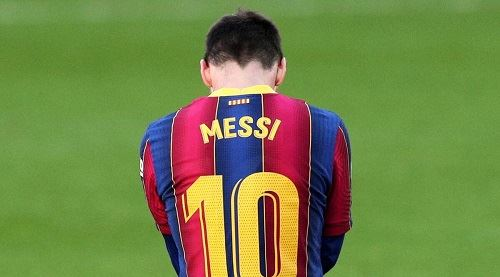 lionel messi is now a free agent