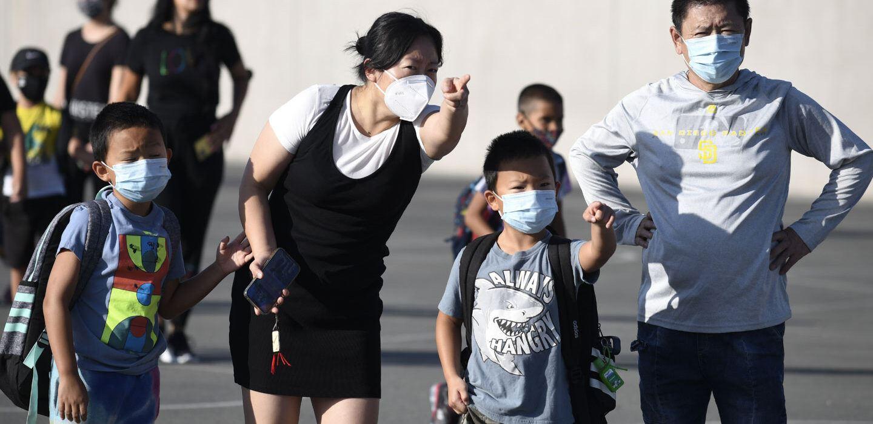 pakar dakwa lebih ramai kanak-kanak akan dijangkiti varian delta