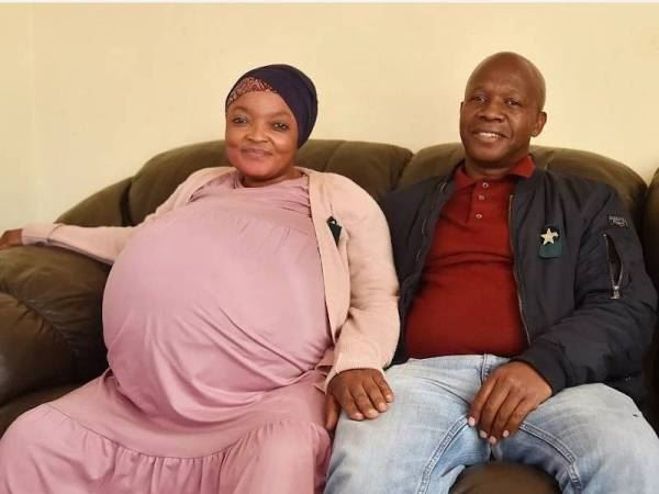 menakjubkan, ibu lahir anak kembar 10 di afrika selatan