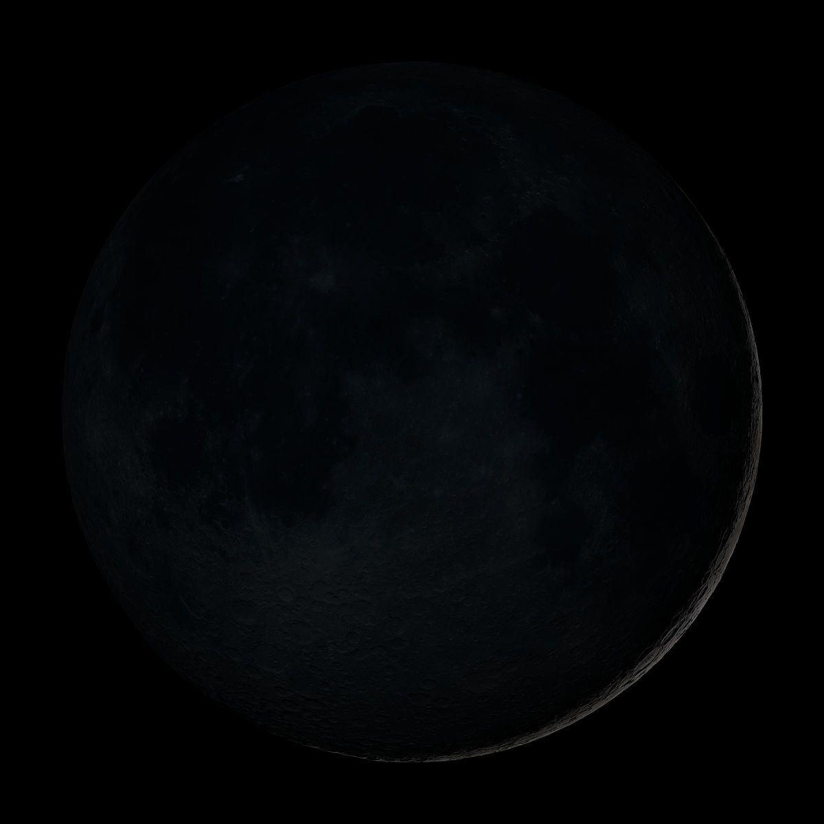 nampak apa bila tengok anak bulan?