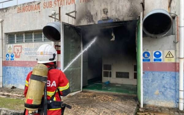200 kawasan di johor alami gangguan bekalan air akibat kebakaran di loji