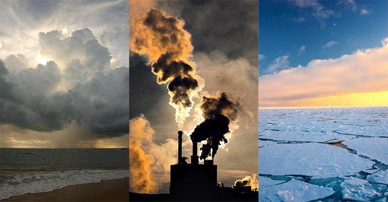 peradaban manusia berkemungkinan hancur pada 2050 akibat perubahan iklim