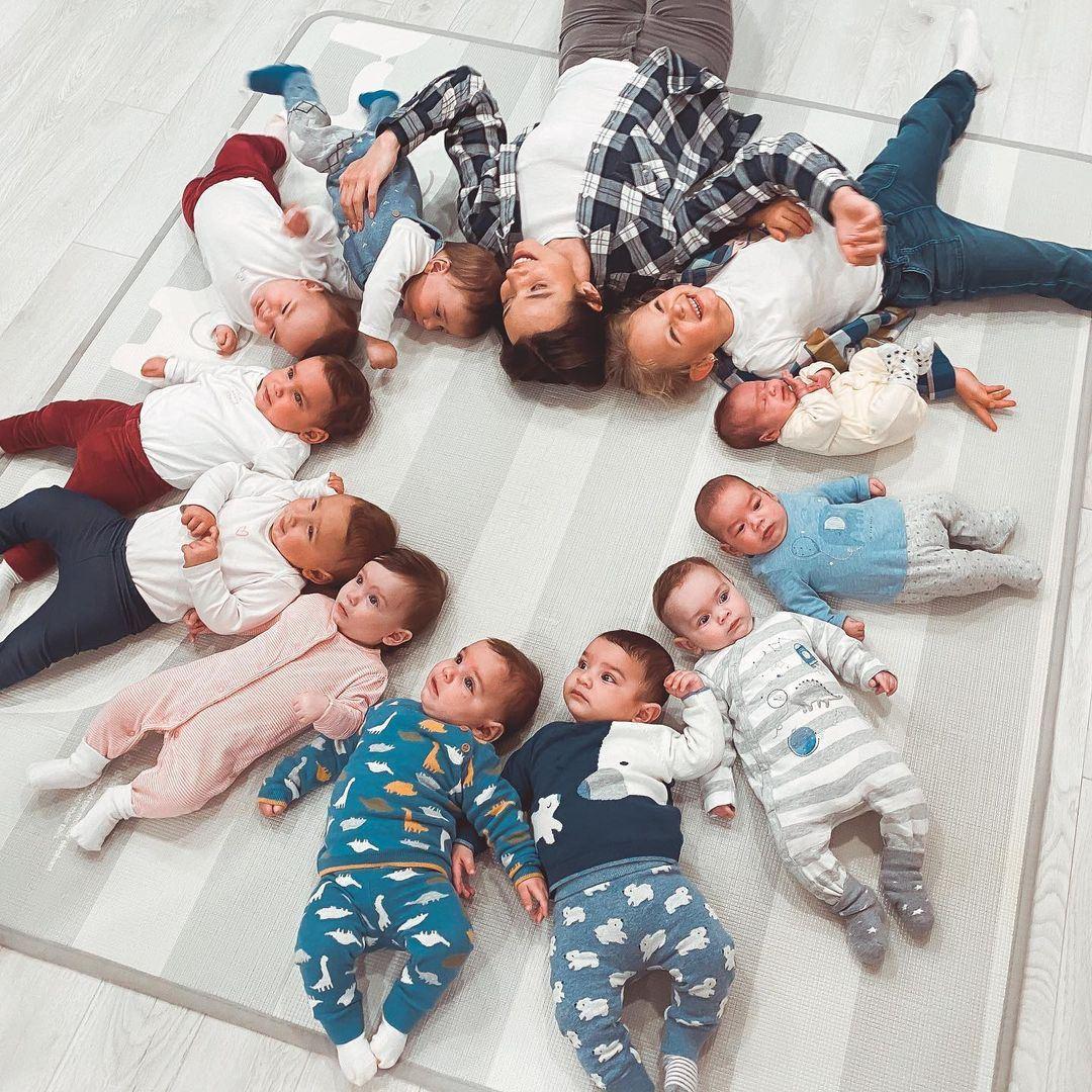 mahu keluarga besar, ibu 23 tahun sudah ada 21 orang anak