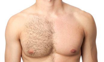 betul ke lelaki berbulu dada lebih bijak?