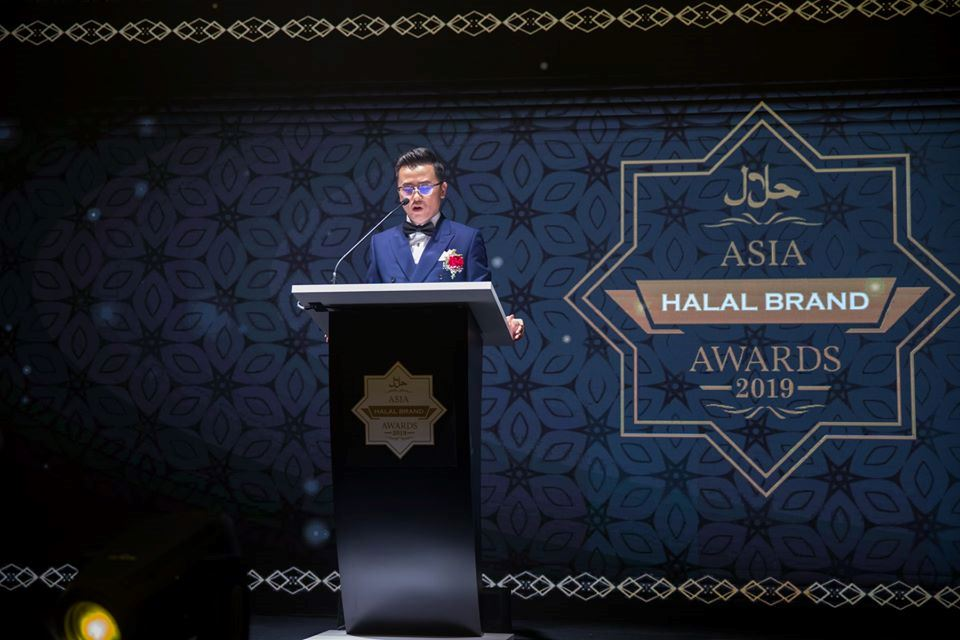 asia halal brand awards 2019 iktiraf 55 syarikat