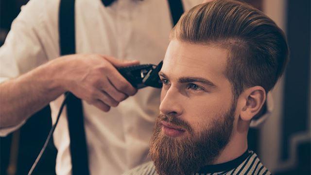 harap maaf, kedai gunting rambut masih tutup!