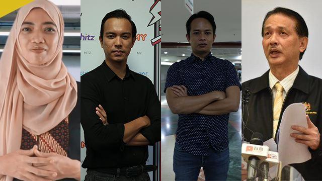 4 ikon negara yang berjuang dengan cara tersendiri