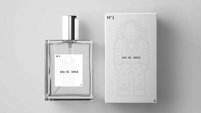 eau de space, minyak wangi bau angkasa lepas