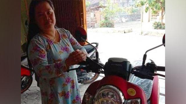 beli moto guna duit syiling tiga jam kira wang bernilai 20.6 juta rupiah
