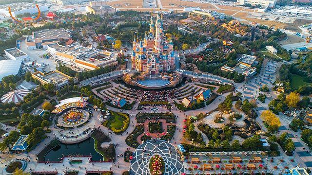 disneyland di china dibuka semula, tiket habis dijual dalam masa sehari