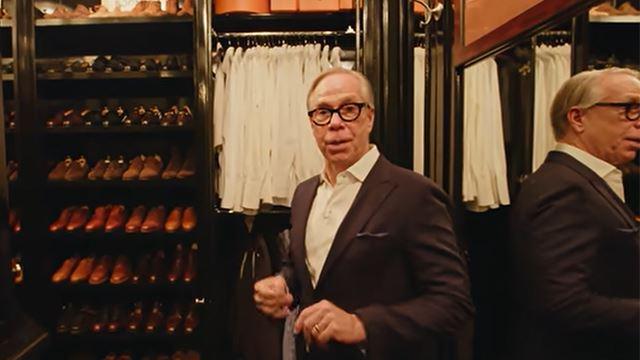terliurnya tengok penthouse tommy hilfiger bernilai $50 juta ni! ada mini butik weh