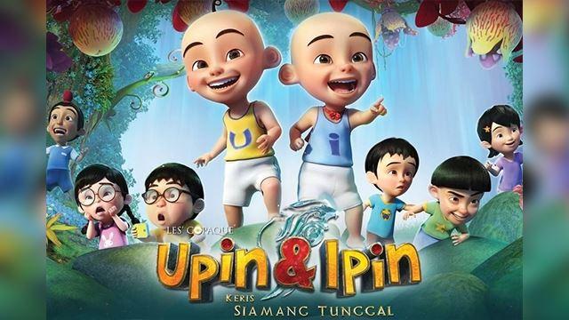 upin ipin tetap membanggakan malaysia biarpun tidak tersenarai 5 filem animasi terbaik