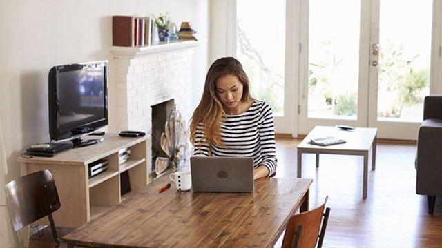 tips untuk orang work from home dengan lebih efektif