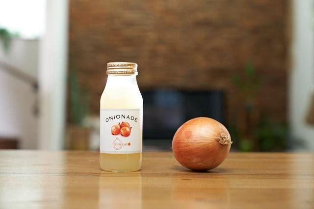onionade, lemonad bawang kini dijual di jepun