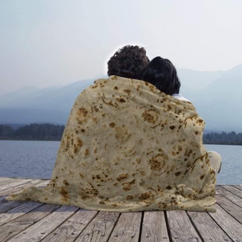 selimut roti canai, korang sanggup tak nak pakai?