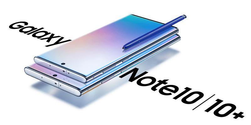 samsung umumkan siri telefon pintar terbaru, samsung galaxy note 10  dan galaxy note 10+