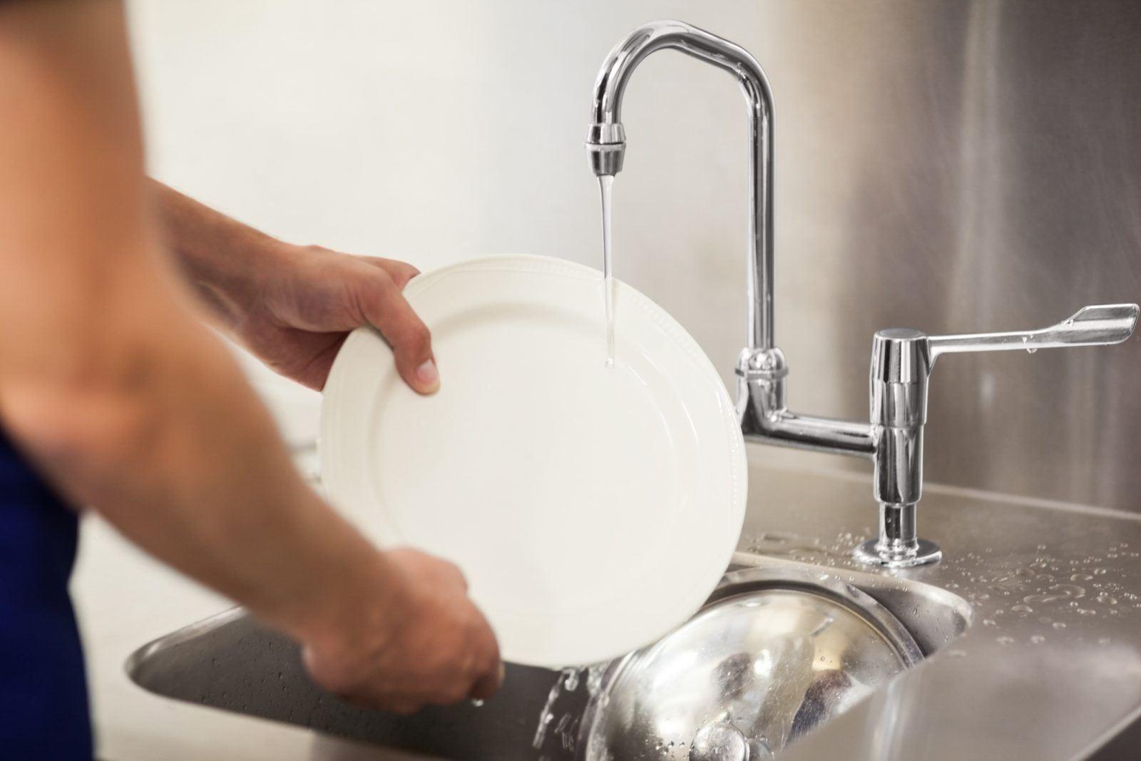 kajian dapati cuci pinggan dapat kurangkan stress
