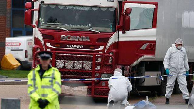 mayat yang ditemui di dalam lori adalah warganegara china
