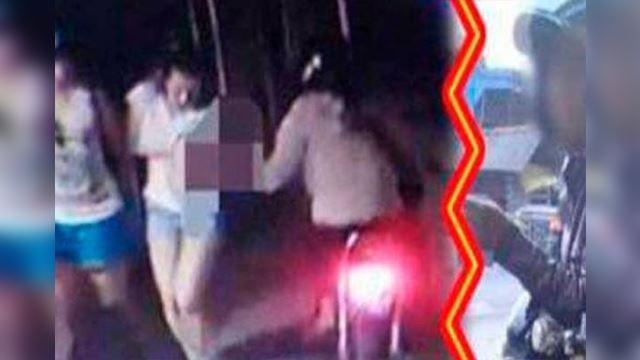 polis buru lelaki kerana menyembur sperma ke arah beberapa wanita