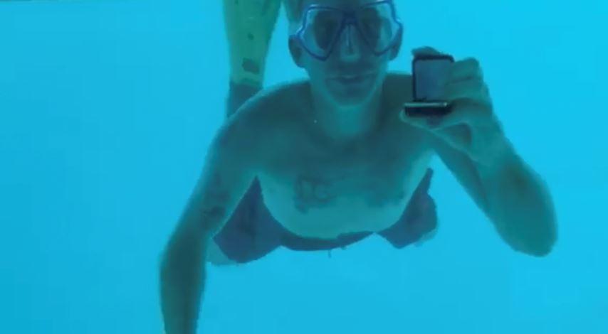 malang tak berbau, lelaki maut semasa melamar kekasih dalam air