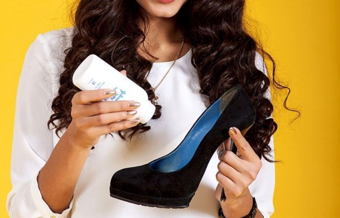 trik hilangkan masalah kasut berbau