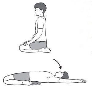 buat pergerakan ini jika anda sering rasa sakit pinggang