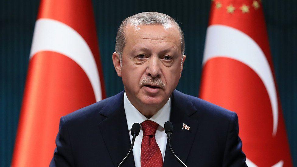pelawat asing dikecuali dari perintah berkurung penuh di turki
